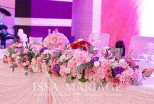 Decoratiuni nunta roz pal 2017