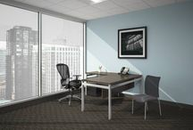 Office Space / by Eileen Rabacal