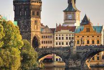 Prag, Budapest