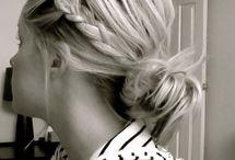 Hair styles / by Hayley Caywood