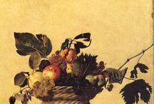 Caravaggio / Storia dell'Arte Pittura  16°-17° sec. Michelangelo Merisi detto il Caravaggio  1571-1610