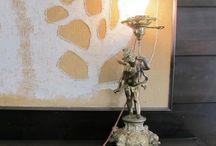 Rewiring an old lamp