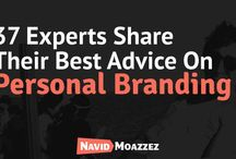 Personal Branding Tips / Tips on using social media for personal branding; for small business owners and solo-preneurs