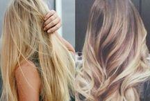 My hair - tips