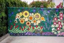 Mosaic for my backyard