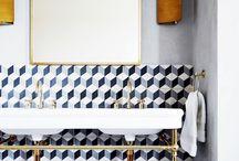 Home • Bath / Bathroom inspiration