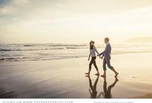 Beach Couple shoot