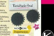 Koker en revistas