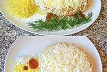 aranjament culinar
