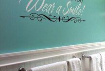 Bathroom Smiles