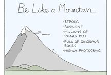 Mountains / My love, my dreams, my life - mountains ♡♡♡