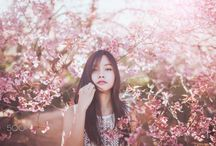 Portrait | Blüten