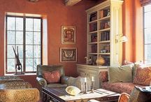 Southwestern interior colors / by Sidney Cook