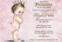 Pink and Glitter Baby Shower / by Mayra Gomez