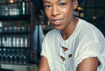 I love Poussey! ❤️ / Samira Wiley is a beautiful human being!!