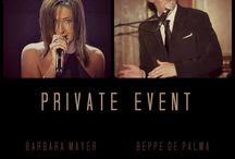 3 OTTOBRE / PRIVATE EVENT