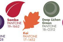 Color Report Autumn 2013 - Farbtrends Herbst 2013 / Pantone macht es uns vor - und wir zeigen euch passend dazu unsere Farbtrends für den kommenden Herbst