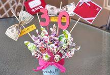 Birthday Gift Ideas / by Kaasha Samuelson