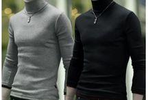 Erkek Giyim / Ceket / Kaban / Palto / Mont / Kazak Eşofman Gömlek Pantolon Sweatshirt Şort Tshirt