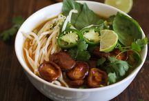 foodie - Chinese, Vietnamese, Japanese, Thai, Indian