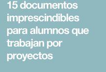 proyectos primaria