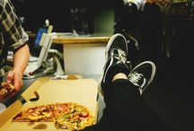 Pizza / I mean how can live a life without pizza?!