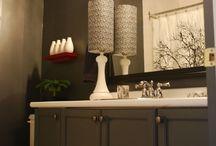 Bathroom Inspiration / by Stacy Jones Larson