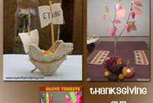 Thanksgiving / So much to be thankful for! / by Annie Griswold