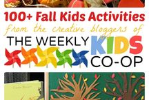 Fall 2014 Family Activities