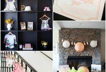 Babyshower / Babyshower ideas!