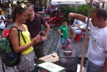 Street food and cultural tour di EUROPASS