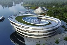 Architecture and Technology / Beautiful buildings, technological creativity, and useful gadgets
