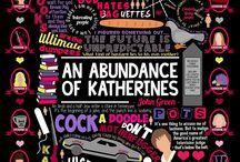 Abundace of Catharines