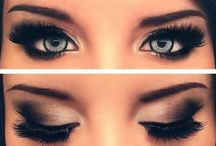 Make up / Smokey eyes