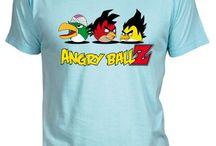 Camisetas Dragon Ball / by Fanisetas.Com