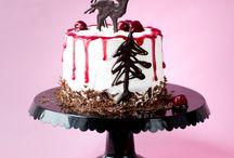 декор торты