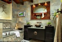 Asian-Inspired Bathrooms / by PagodaRoad