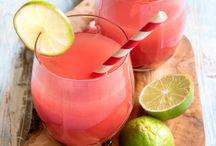 Fruchtige Sommerdrinks