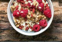 toppings voor yoghurt