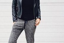 jogging pants outfits