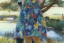 Artistas aquarela