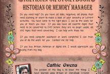 PWOC Historian / Historian helps