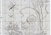 Cross Stitch  - Easter
