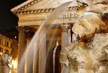< Rome my hometown >