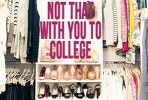 College / by Luci Meade