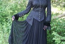 Historical Costumes / by Melissa Creamer