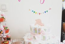 Babyshower : its a girl !