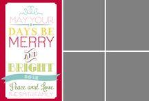 Xmas & Other Holidays Card Templates