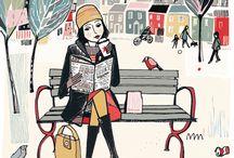 Coffee, Reading & Writing <3