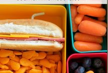 Kid Lunch/Snack Ideas!